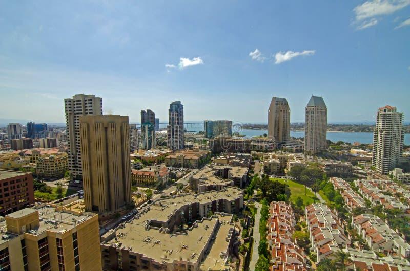 San Diego, Californië de V stock foto's