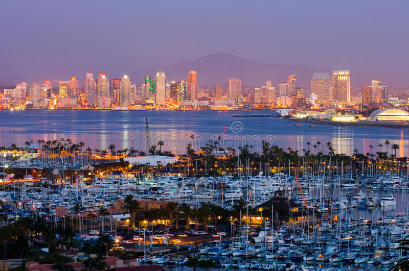 Download San Diego California stock image. Image of reflection - 13410313