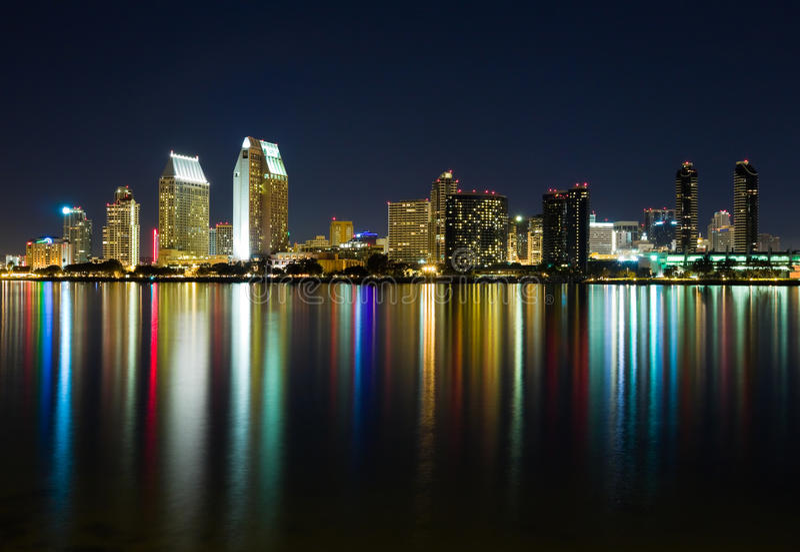 San Diego California royalty free stock photography