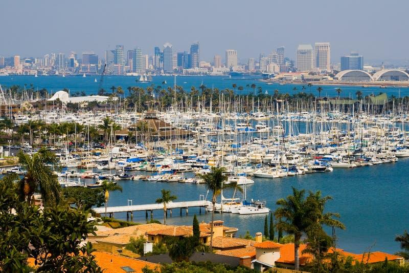 San Diego California fotografia stock libera da diritti