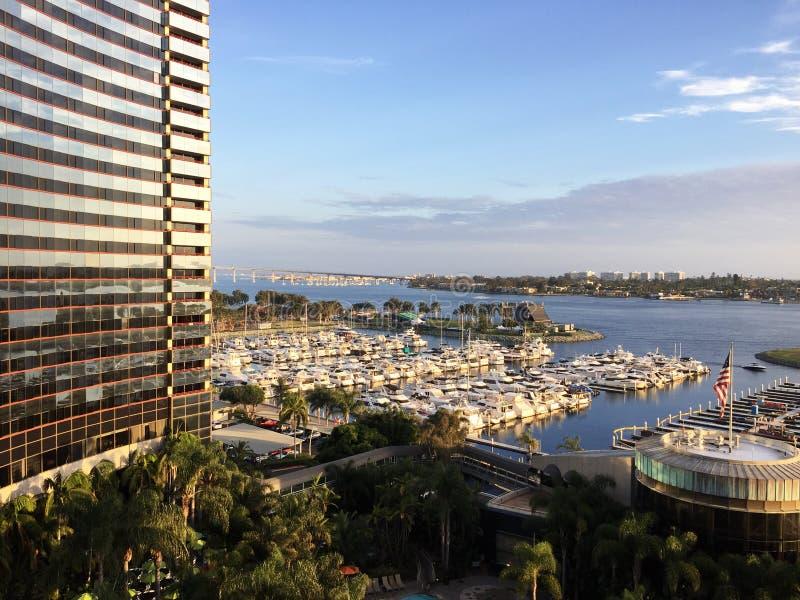 San Diego California Marina! royalty free stock images