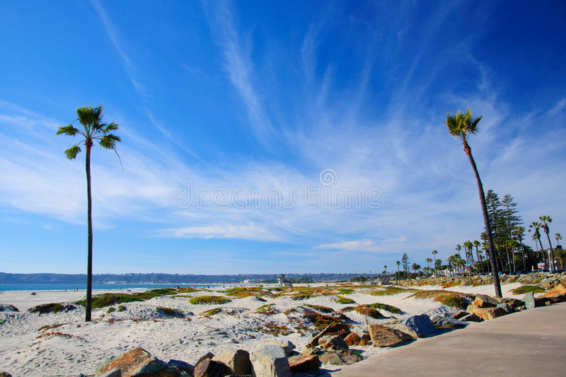 San Diego California. See my other works in portfolio royalty free stock photography