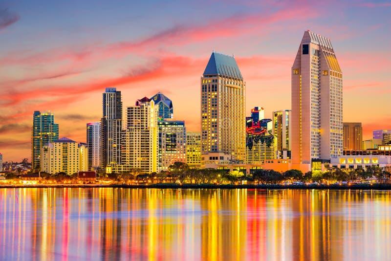 San Diego California royalty free stock image