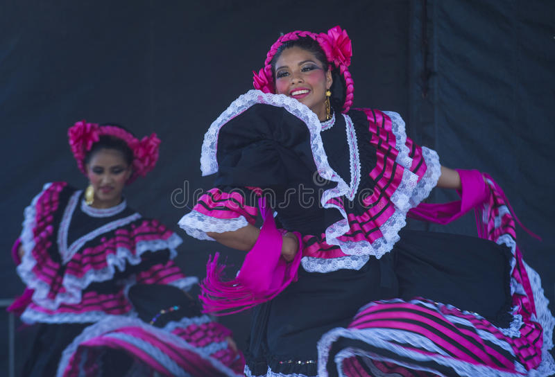San Diego - Cinco De Mayo photographie stock libre de droits