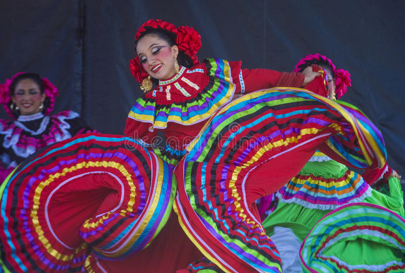 San Diego - Cinco De Mayo royalty-vrije stock afbeeldingen