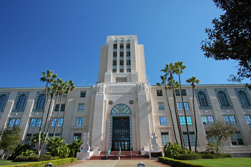 County Administration Building San Diegp