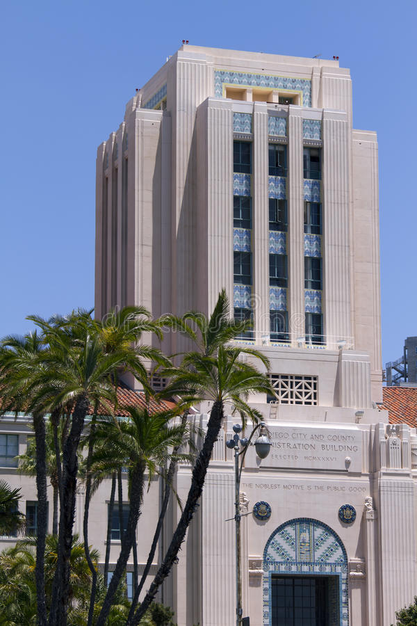 San Diego City and County Center