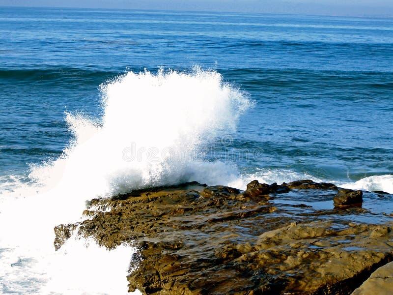 San Diego Coast royalty-vrije stock fotografie