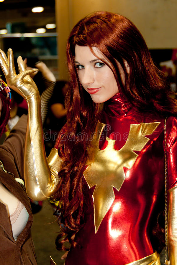 Free San Diego Comic Con 2011 Royalty Free Stock Images - 24211799