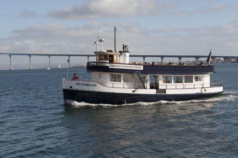 San Diego Cornado Ferry lizenzfreies stockfoto
