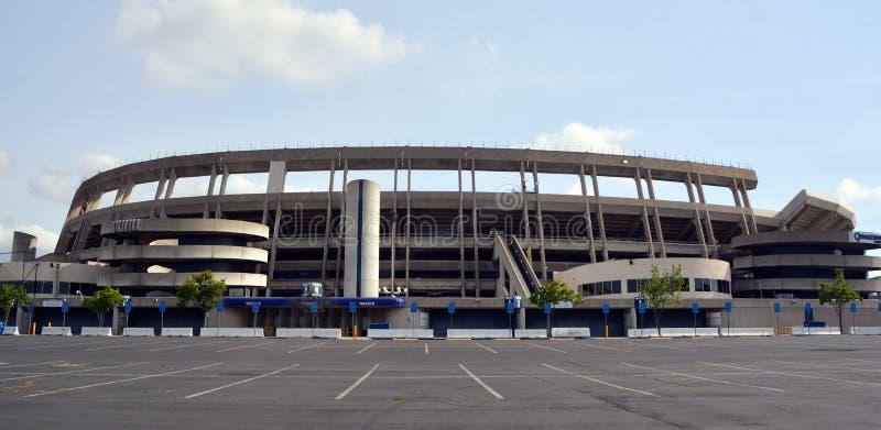 San Diego County Credit Union Stadium,. SAN DIEGO CA USA APRIL 7 2015: San Diego County Credit Union Stadium, or SDCCU Stadium opened in 1967 as San Diego stock photography