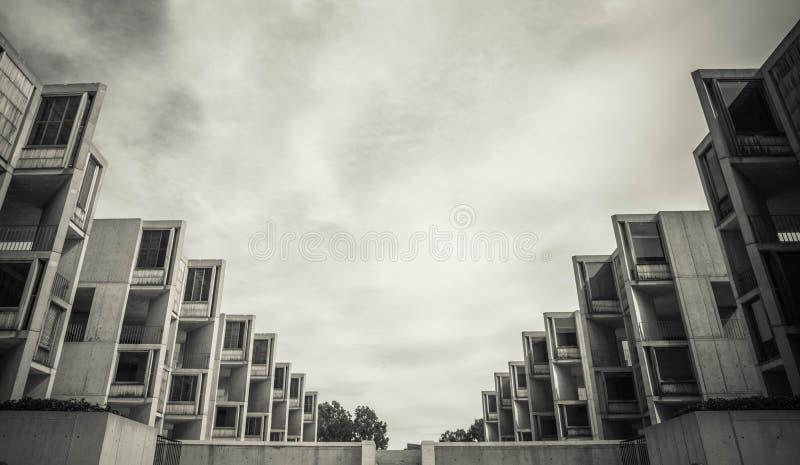 San Diego - istituto di Salk fotografia stock libera da diritti
