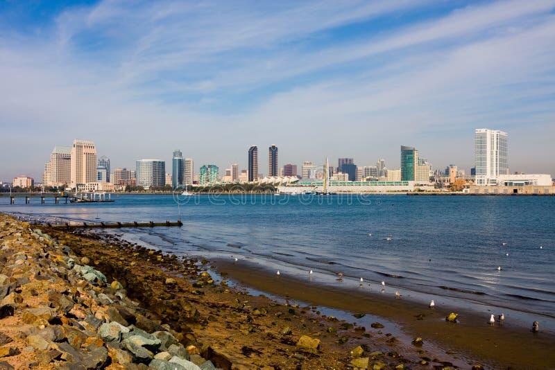 San Diego Kalifornien stockfotografie