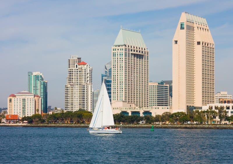 San Diego Kalifornien lizenzfreie stockfotos