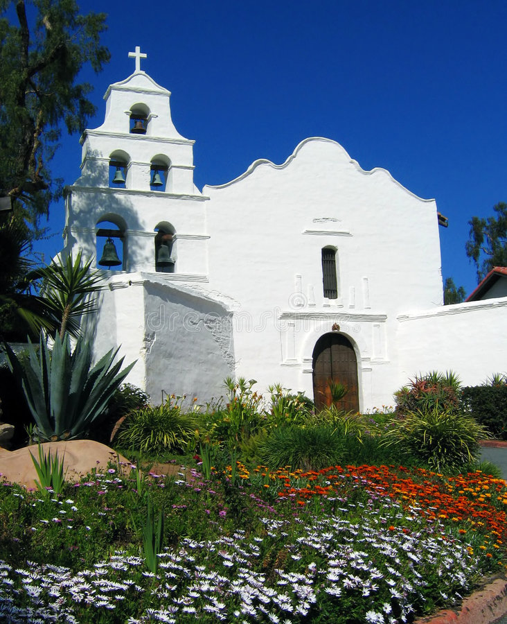 Free San Diego Mission Royalty Free Stock Images - 1330769