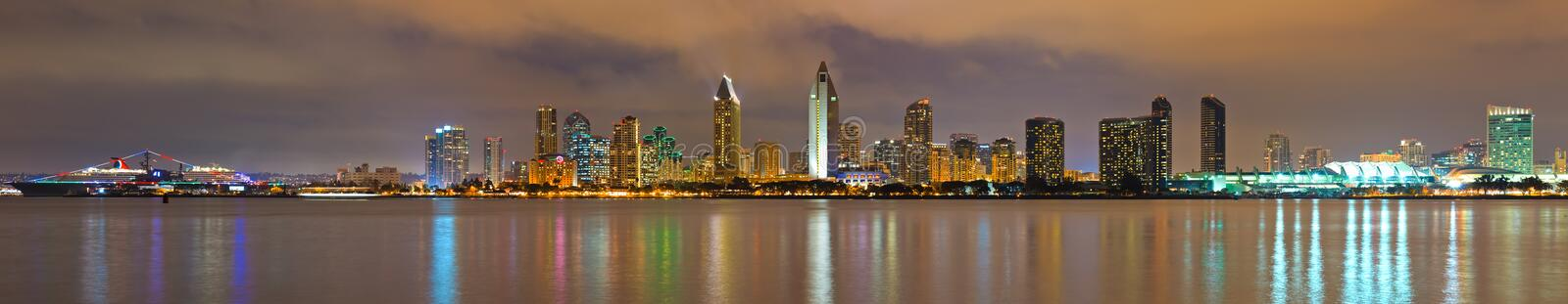 Download San Diego panorama stock image. Image of landmark, panorama - 19167509