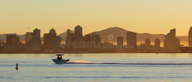 San Diego samedi photo libre de droits