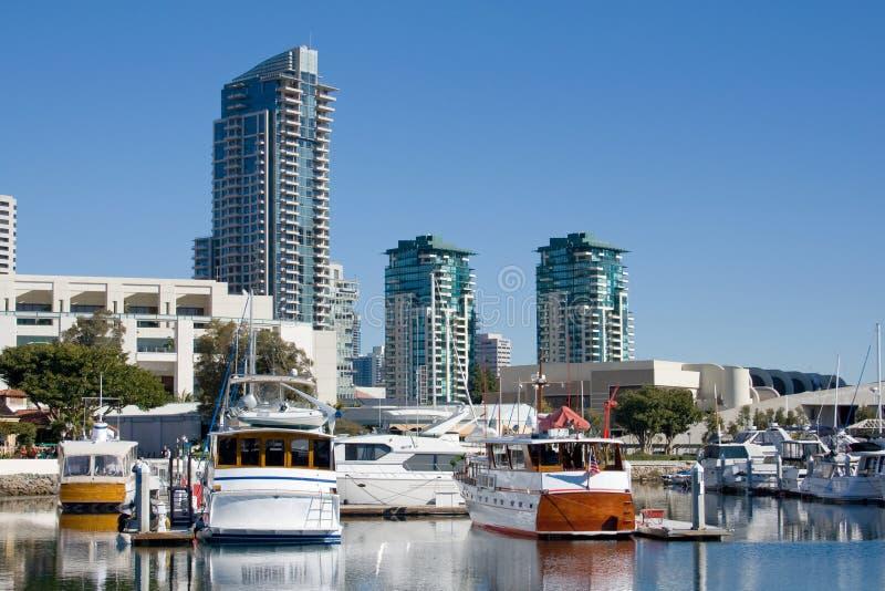 San Diego schronienie zdjęcia royalty free