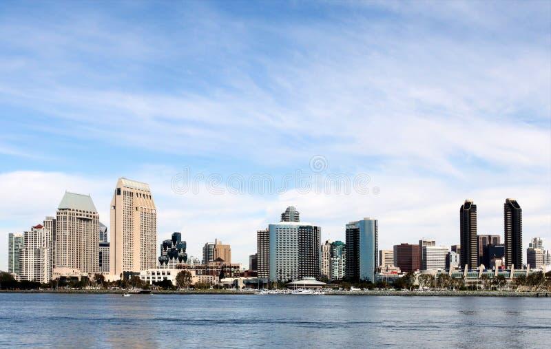 San Diego Skyline photos stock