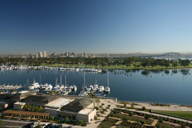 Download San Diego Skyline From Coronado Stock Photo - Image: 12767640