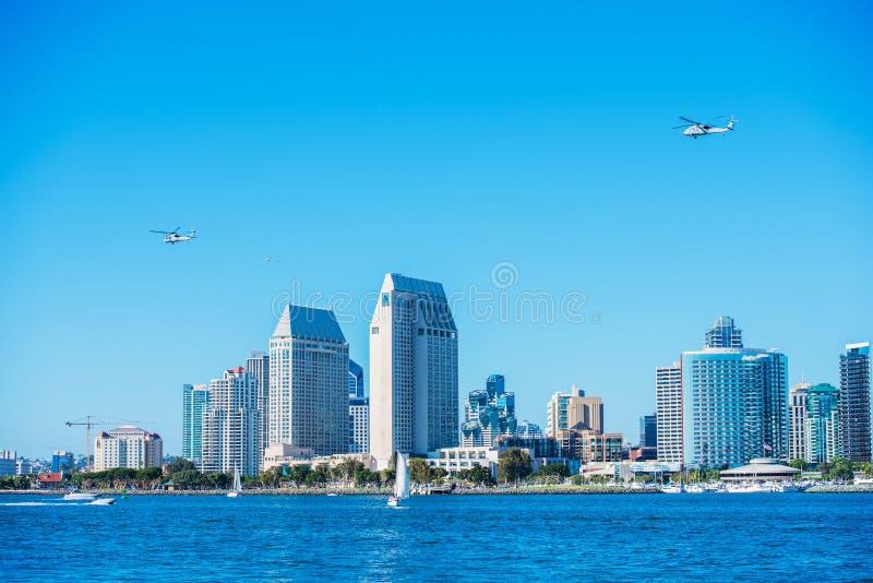 San Diego Summer stock fotografie