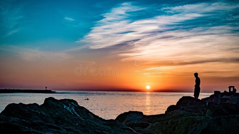 San Diego Sunsets fotos de stock