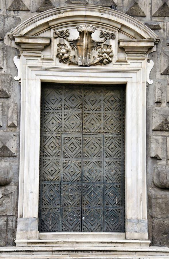 San Domenico Maggiore royalty free stock images