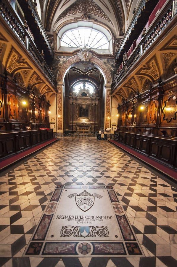 San Domenico Maggiore obraz royalty free