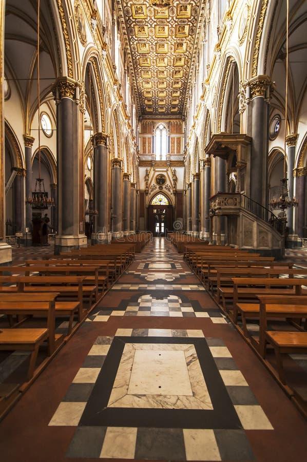 San Domenico Maggiore obrazy stock