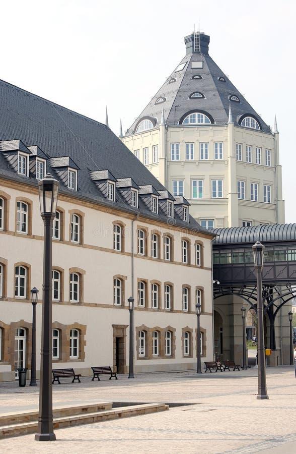 San Esprit, Lussemburgo del plateau immagini stock