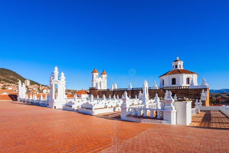 San Felipe Church stock afbeelding