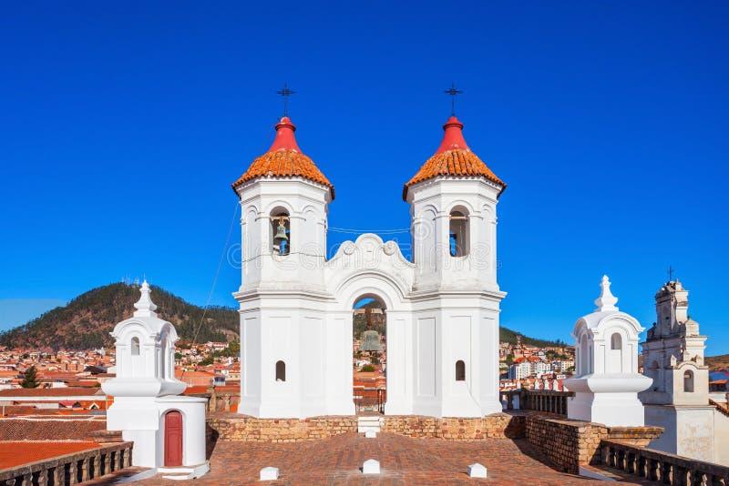 San Felipe Church stock foto