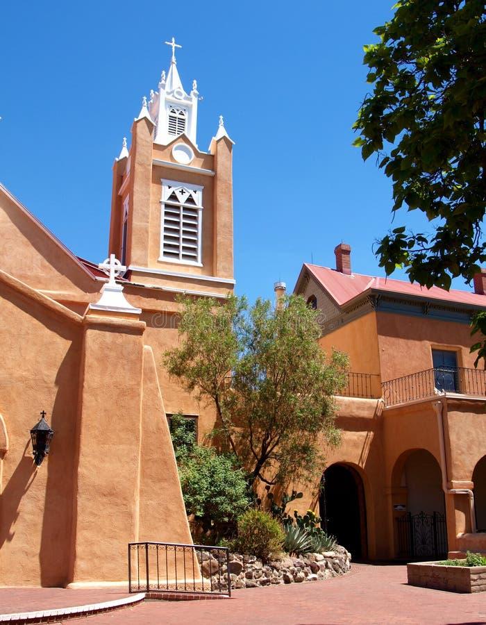San Felipe de Neri Parish stock fotografie