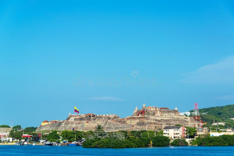 San Felipe Fortress royalty-vrije stock afbeeldingen