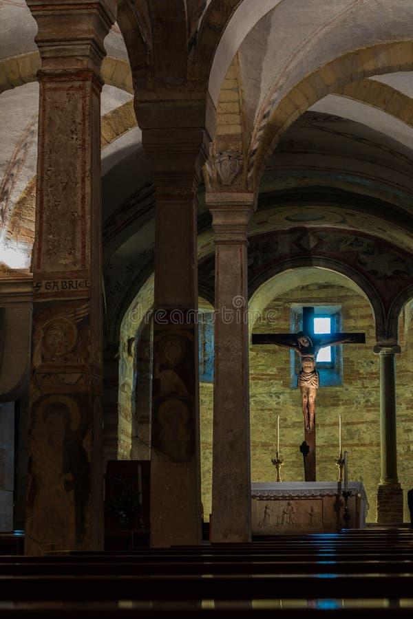 San Fermo Maggiore II imagenes de archivo