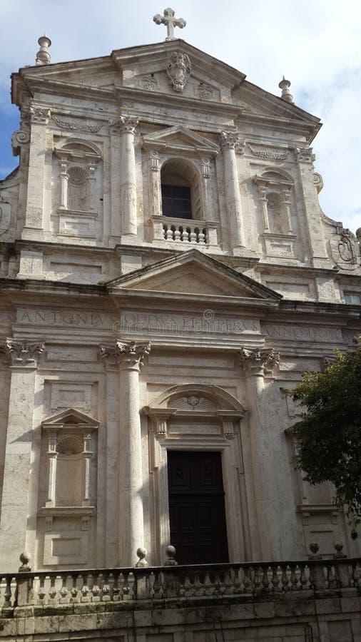 San Filippo Neri Włochy, Perugia obrazy royalty free