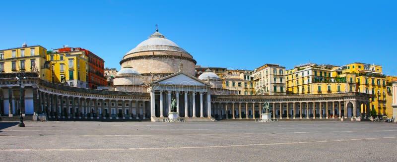San Francesco Paola, Italië, Napels royalty-vrije stock foto's