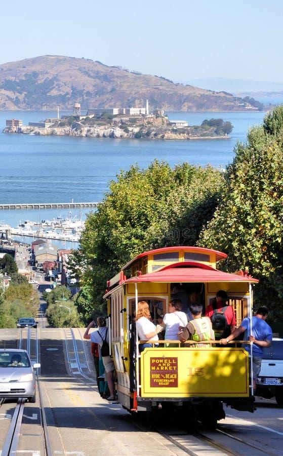 San Francisco stockfoto