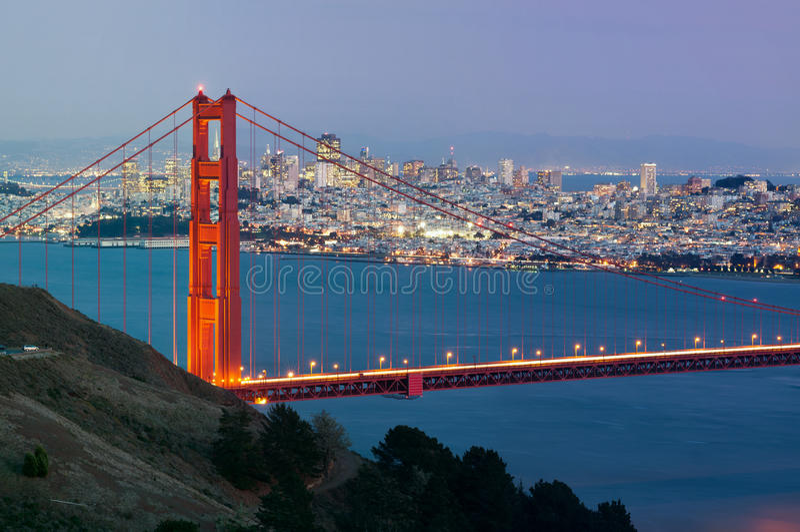 San Francisco foto de archivo libre de regalías