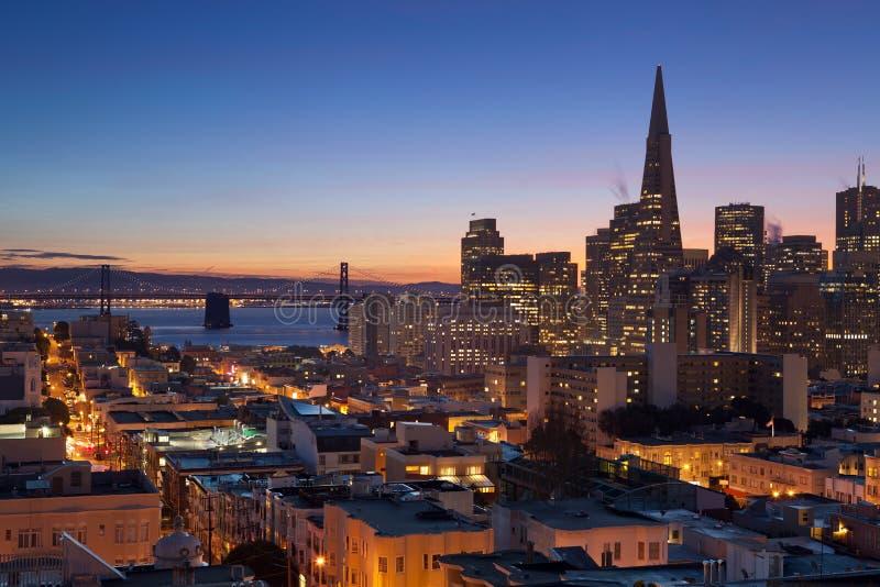San Francisco imagens de stock