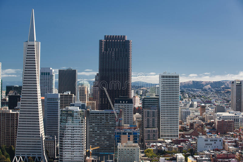 San Francisco royaltyfria foton