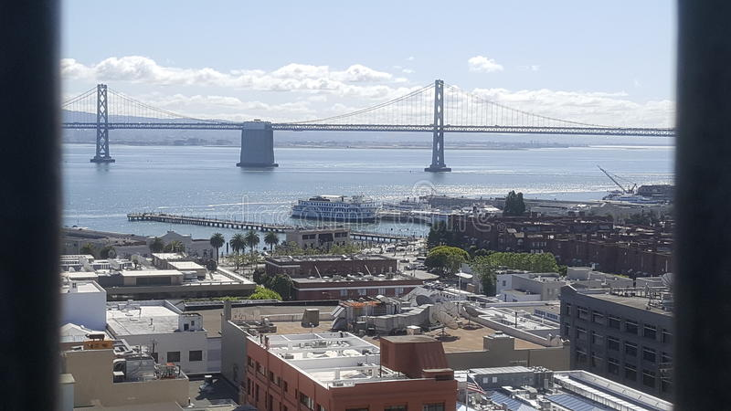 San Francisco fotografia stock