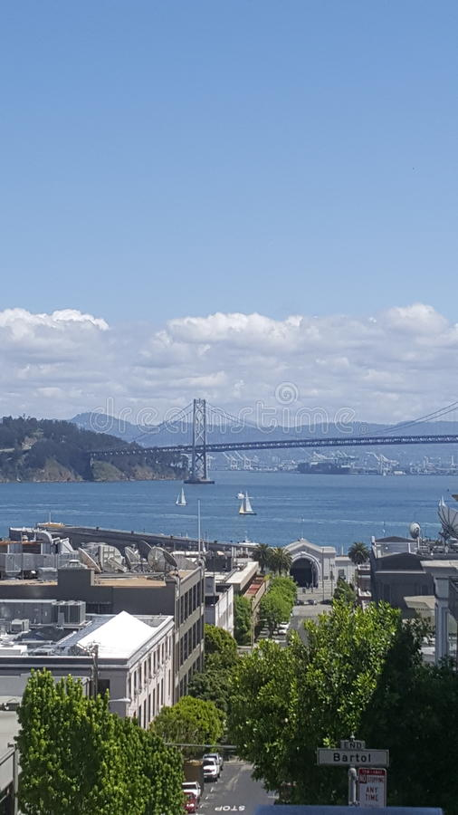 San Francisco immagine stock libera da diritti