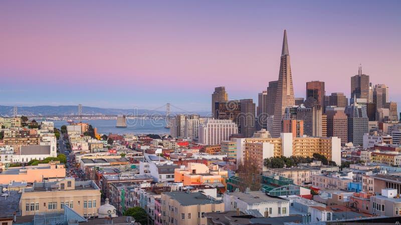 San Francisco imagem de stock