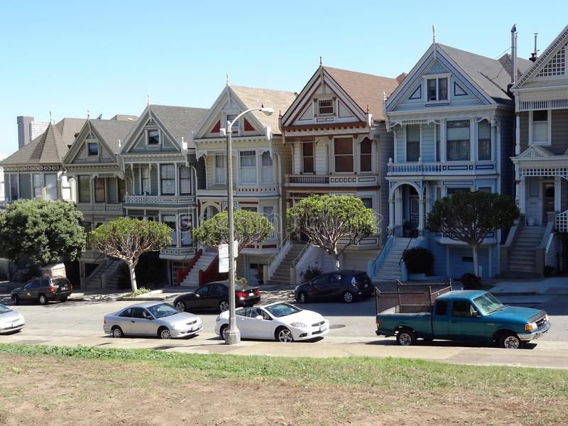 San Francisco foto de stock royalty free
