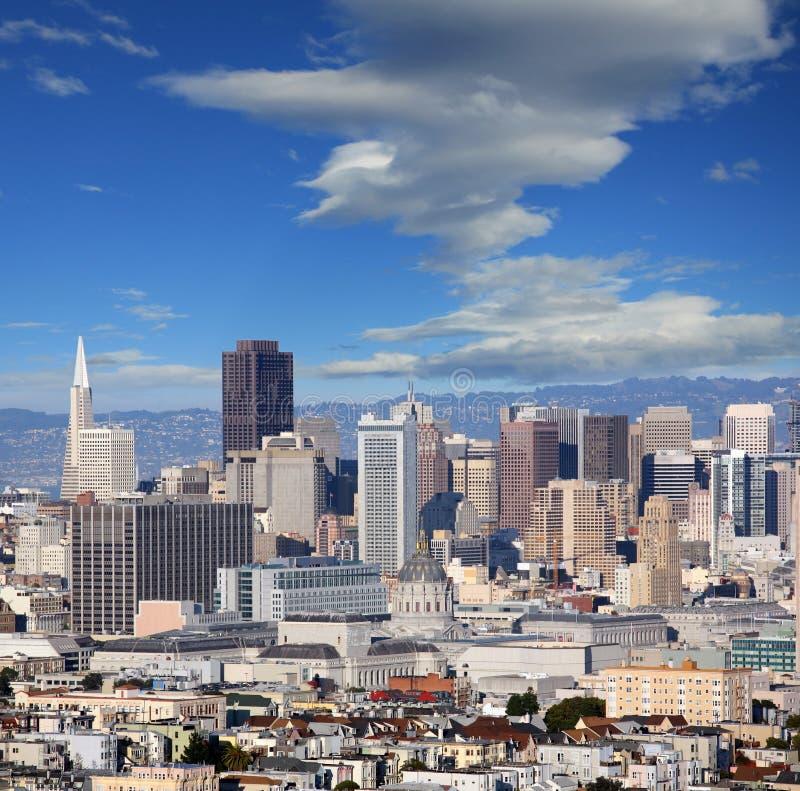 San Francisco royalty-vrije stock foto's