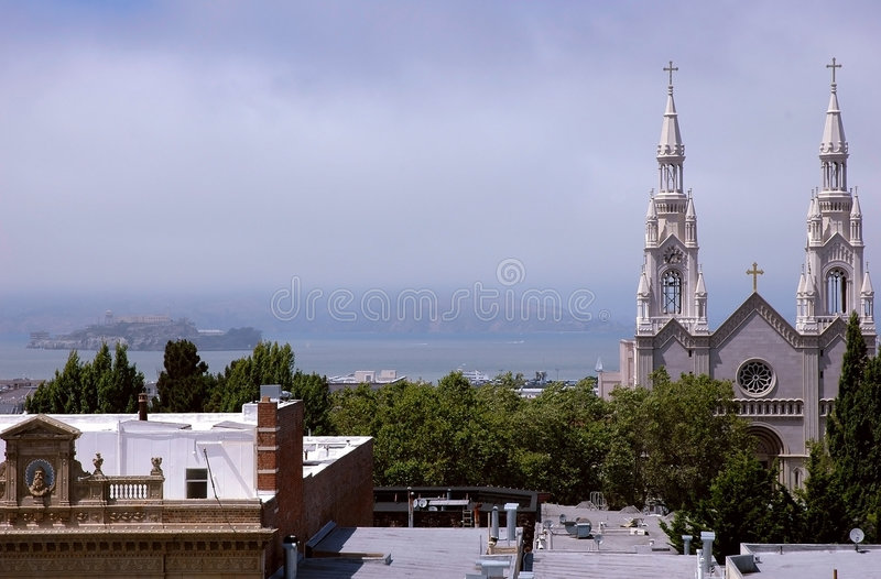 San francisco obrazy royalty free
