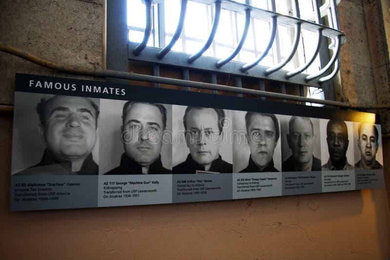 San Francisco - Alcatraz foto de stock