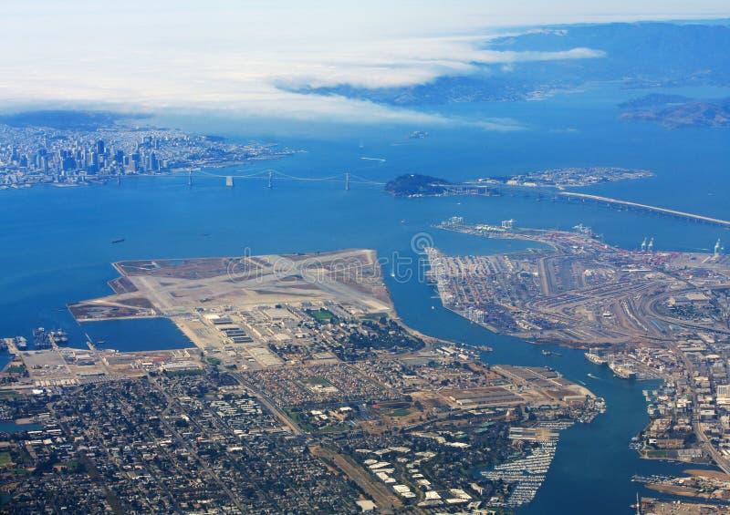 San Francisco Bay stockbilder