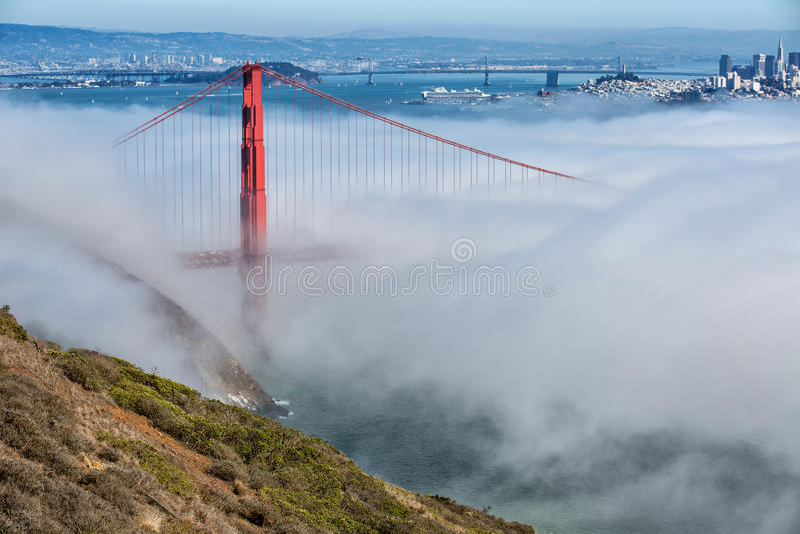 Download San Francisco Bay stock image. Image of recreation, golden - 27163443